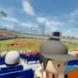 【実況パワフルプロ野球2018 VRレビュー】球場観戦が好きならわかる臨場感!
