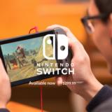 任天堂Switch内に「テストVRモード」が存在した?ハックチームがツイート