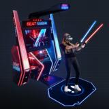VRゲーム「Beat Saber」のアーケード筐体版が登場、まずはアジアから