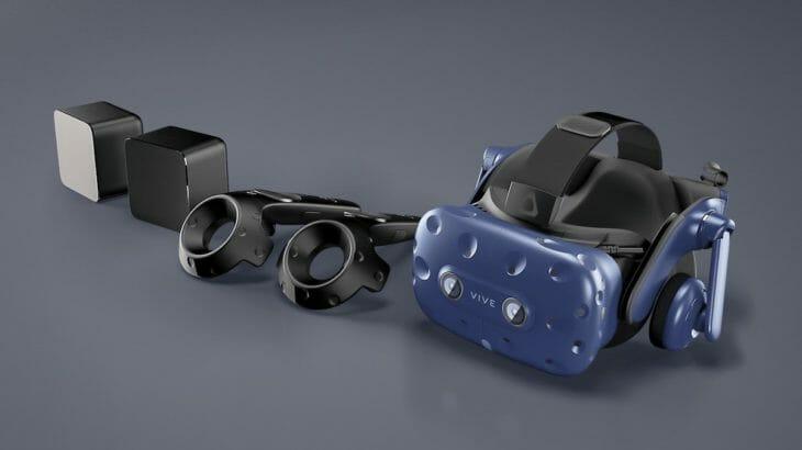 『VIVE Pro』お求め安いスターターセットが11月より発売
