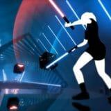 PSVR版『Beat Saber(ビートセイバー)』、アジア地域では発売日が少し遅延するかも?