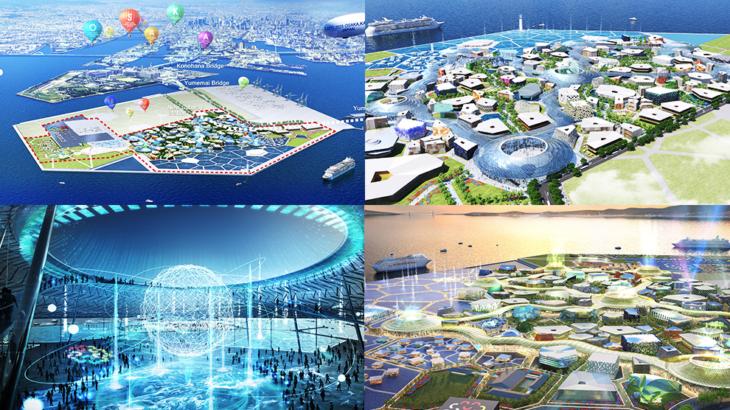 2025年大阪万博開催が決定!『いのち輝く未来社会のデザイン』をテーマに人工知能(AI)や仮想現実(VR)の最先端技術を展示予定