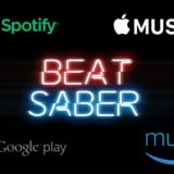 『Beat Saber(ビートセイバー )』オリジナルサウンドトラックがSpotifyなどで配信中、隙間時間に聞き込んで予習しよう