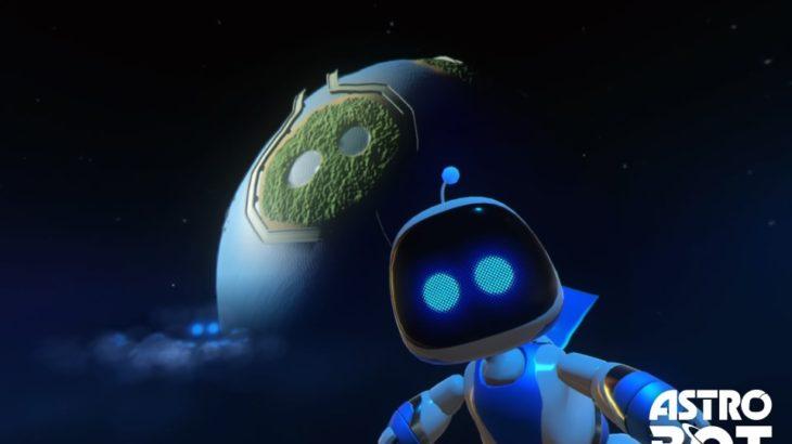 PSVR『ASTRO BOT:RESCUE MISSION』プレイレビュー、これこそVRゲームの中で最も完成されたゲームだ!