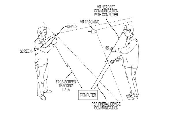 """SIEがVR体験者以外が""""VR空間を覗き込める""""仕組みに関する特許を取得していたことが判明、スマホを活用か"""