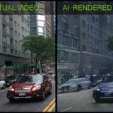 まさに未来の技術。Nvidia、現実の動画から3D仮想空間を自動構築できる技術を発表