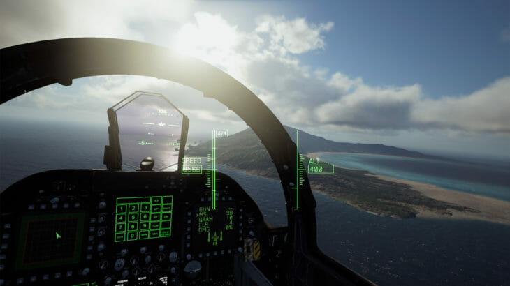 憧れのパイロットになれる!『エースコンバット7 スカイズ・アンノウン』VRモードプレイレビュー