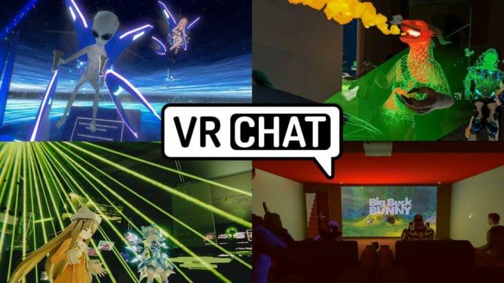 大人気のVR SNS『VR Chat』がOculus Storeでリリース。『Oculus Quest』対応への第1歩になるか