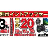 ヨドバシカメラで最大20%ポイント還元セール開催『PSVR』や『Insta360 ONE X』も対象