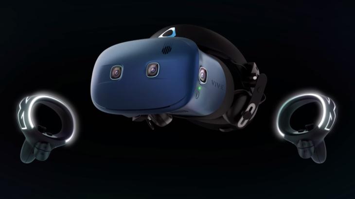 空間トラッキングを備え、PC以外も接続できるVRHMD『VIVE Cosmos』の最新情報まとめ