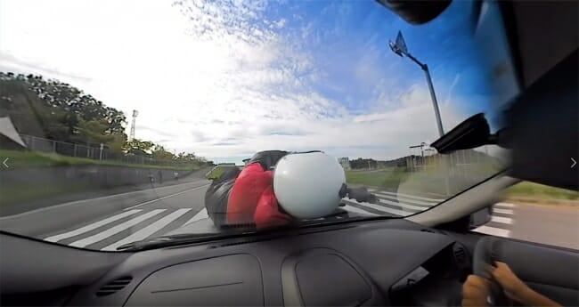 カーメイトと大分県警、交通事故を疑似体験できる『VR交通安全動画』を公開