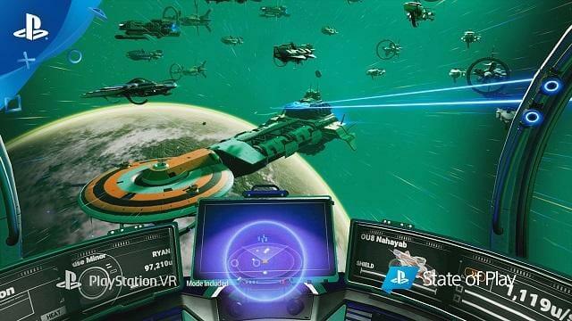 宇宙探検ゲーム『No Man's Sky』にVRモードが登場。2019年夏に無料アップデート