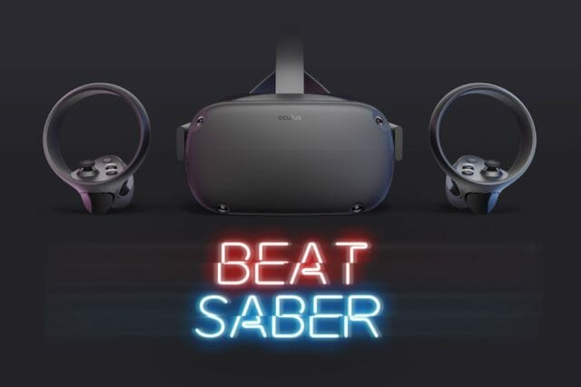oculus quest版beat saber