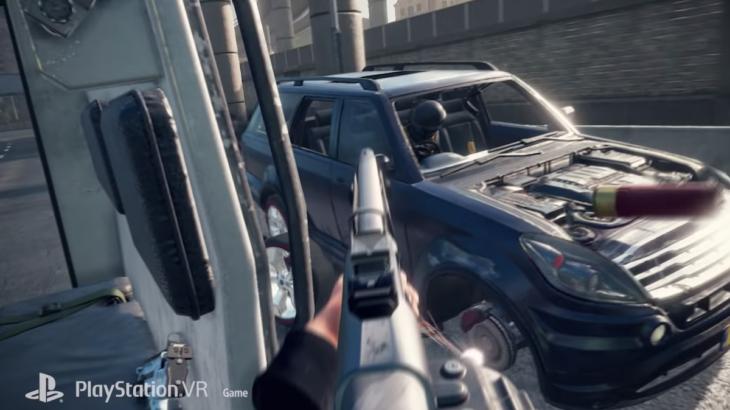 PSVR専用タイトル『ライアン・マークス リベンジミッション』が5月30日に発売決定