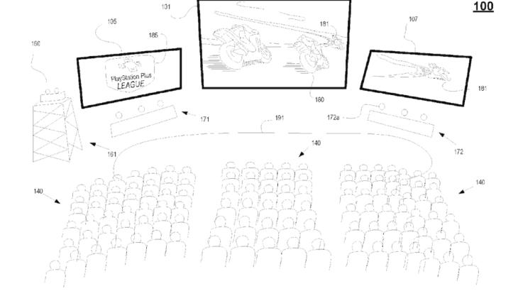 ソニーが提出した、VRでeスポーツイベントを観戦するための特許が公開