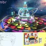 ソニー『メガネ型アイトラッキングデバイス』の特許、VR仮想世界『ambr』が運営開始【VRニュース1週間振り返り】