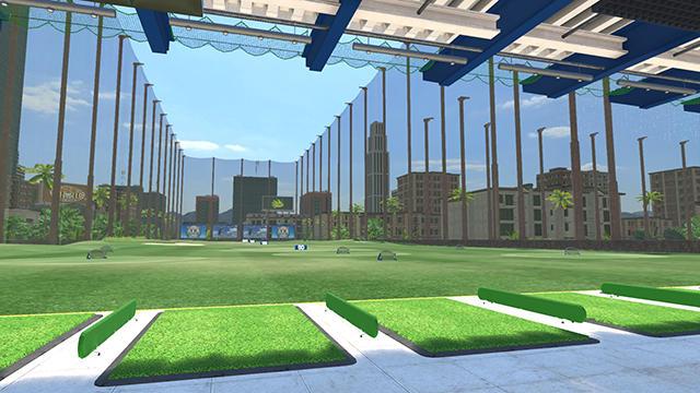 『みんなのGOLF VR』無料体験版が配信開始。新コース情報も解禁