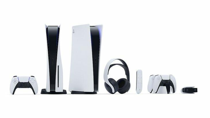PS5の周辺機器が公開